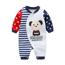 Baby boy clothes kids long sleeve newborn cotton baby girl clothing Baby rompers