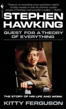 Stephen Hawking: A Quest For The Theory Of Everything-ExLibrary
