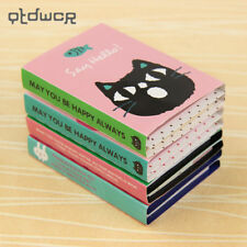 1PC Creative 180 Pages Sticker Mini Animal Sticky Notes 4 Folding Memo Pad