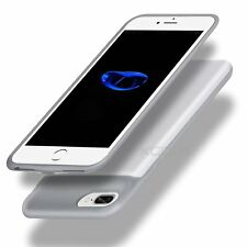 For iPhone 8 /7 Plus Rechargeable Battery Case Slim Portable Power Charger Cover