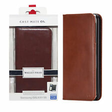 Case for Samsung Phone Shockproof Hybrid Protective Wallet Folio Cover Case-Mate