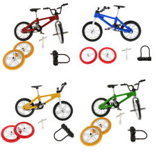 Mini Finger Bike Bicycle Fingerbike BMX Diecast Model Boy Kid Toy Creative Gifts