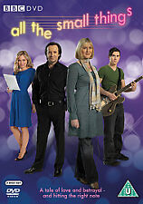 ALL THE SMALL THINGS  BBC TV Series 2 Disc DVD,  Sarah Lancashire, Neil Pearson