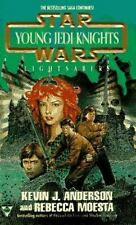Lightsabers (Star Wars: Young Jedi Knights, Book 4) Anderson, Kevin J. Mass Mar
