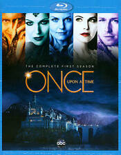ONCE UPON A TIME TV THE COMPLETE FIRST SEASON ON BLU-RAY NEW SEALED