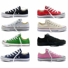 Women Man ALL STARs Chuck Taylor Ox Low High Top shoes casual Canvas Sneakers ZZ