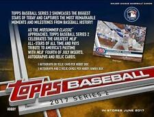 2017 Topps Series 2 Baseball - SALUTE SET - Complete Your Set - Pick Your Card