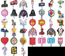 Pull Pinata Party, Birthday, Celebration, Occasion, BBQ, Fete, Shower, Kids