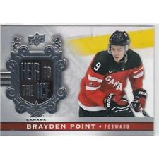 2017-18 Canadian Tire Team Canada HEIR TO THE ICE  U-Pick Marner Chabot Barzal