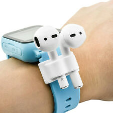 APPLE AIRPODS HOLDER WATCH BAND PROTECTIVE CASE SHOCKPROOF ANTI LOST HOLDER