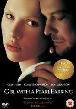 Girl With A Pearl Earring (DVD, 2004) new and sealed freepost