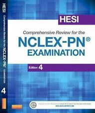 HESI Comprehensive Review for the NCLEX-PN®  Examination, 4e, HESI