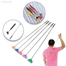 0A98 DIY Bear Claw Telescopic Stainless Steel Back Scratcher Extendable Claw