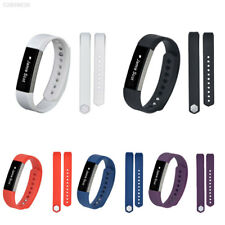612D SiliconeReplacementSmartWatchStrapSoft Wristband Band For Fitbit Alta HR