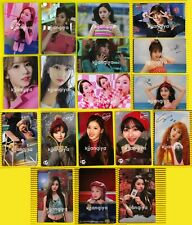 TWICE Signal Likey Heartshaker WIL Yes or Yes DTNA Official Broadcast Photocard