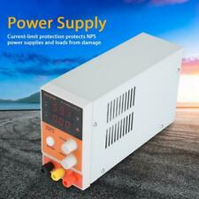 60V 5A Precision Variable Adjustable Digital Regulated DC Power Supply NPS605D