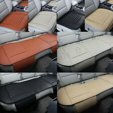 3 Set Car Auto Seat Cover Breathable PU Leather Pad Mat Chair Cushion Universal