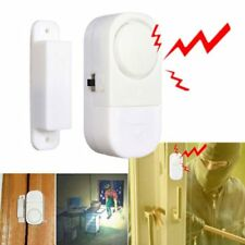 Door Burglar Security Alarm System Magnetic Sensor