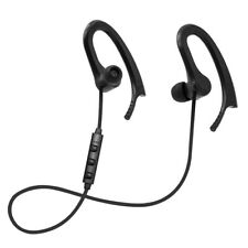 Ear Hook Running Earphone Wireless Bluetooth Headphone Sport Headset Earbuds Mic