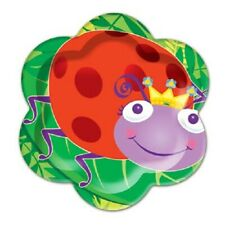LADYBIRD ~ LADYBUG BUGS TABLEWARE CHILDRENS PARTY SUPPLIES with FREE UK DELIVERY