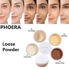 3 Color Face Translucent Smooth Foundation Loose Finish Powder Makeup