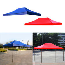 Replacement Canopy Patio Gazebo Camping Tent Top Sunshade Cover Shelter Tarp