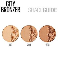 Maybelline City Bronzer ~  Bronzer & Contour Powder ~ Choose Your Shade