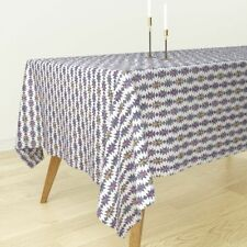 Tablecloth Tribal Holli Zollinger Pink Yellow Cotton Sateen