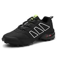 Plus Size Mens Prevent Slippery Outdoor Hiking Shoes Trekking Climbing Sneakers