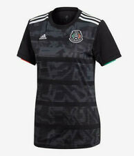 ADIDAS MEXICO WOMEN'S HOME JERSEY GOLD CUP 2019.
