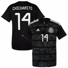 ADIDAS CHICHARITO MEXICO HOME JERSEY GOLD CUP 2019.