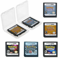 Pokemon Nintendo DS Games HeartGold SoulSilver Platinum Pearl Diamond USA