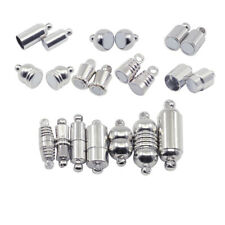 10pcs Magnetic Clasps Bracelet Necklace End Connector for DIY Jewelry Findings