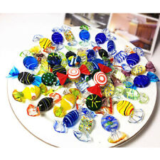 Decorations Glass Sweets Vintage Murano Style Kids Gifts Decoration Candy