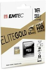 Artikelbild EMTEC SD-Card microSDHC Gold Plus Class 10 (16GB)