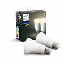 Artikelbild Philips Hue White E27 Doppelpack 2x806lm Bluetooth
