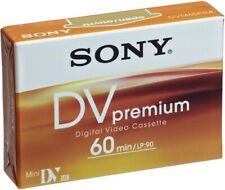 Artikelbild SONY Mini-Digital-Video-Kasset DVM 60*Premium o.Chip