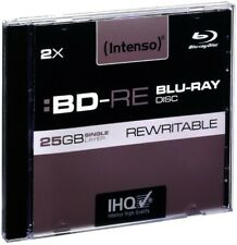 Artikelbild Intenso Blu-Ray Disc Intenso BD-RE 2x (25GB)