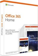 Artikelbild Microsoft Games Office 365 Home FPP