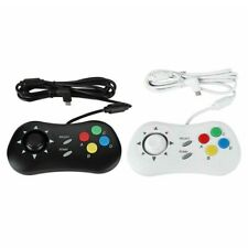 Type C Gift Mini Wired Controller Joystick Grip Game For SNK NeoGeo Gamepad