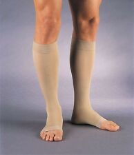 Jobst Relief Compression 30-40 mmHg OPEN Toe Knee High Stockings support