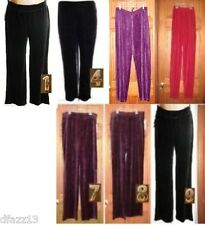 Misses Velour Pants - Pick 1- Color & Size
