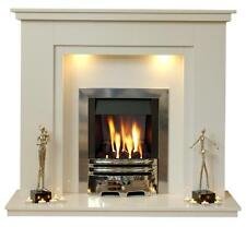 Chesterfied Marble Fireplace 4 size options & Lights
