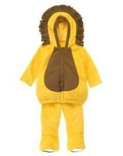 GYMBOREE KING OF THE JUNGLE LION 2-pc HALLOWEEN COSTUME 6 12 18 24 2 3 4 5 NWT