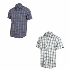 """URBAN BEACH MENS MAURO SHIRT CHARCOAL, WHITE, 35"""" TO 37"""" SMALL LEFT ONLY SALE"""