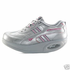 Premium Sports Air P/G Diet Walking Womens Shoes