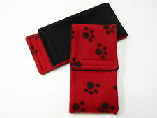 *Premium* Male Dog BELLY BANDS-PAWS-**ALL SIZES**PADDED