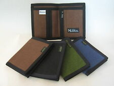 Men's Hemp Bi-fold Wallet