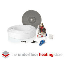 Water Underfloor Heating - High Output Kit covers 16m² with Pex-Al-Pex Pipe
