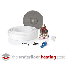 Water Underfloor Heating - High Output Kit covers 20m² with Pex-Al-Pex Pipe
